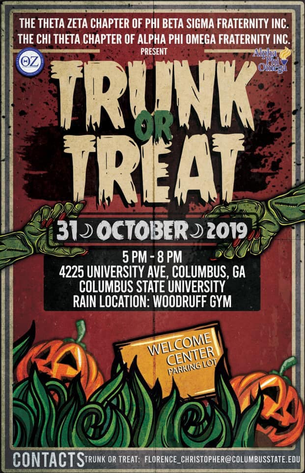 Columbus Ga Halloween Events 2020 Halloween Events & Fall Festivals   Family and Kids of The