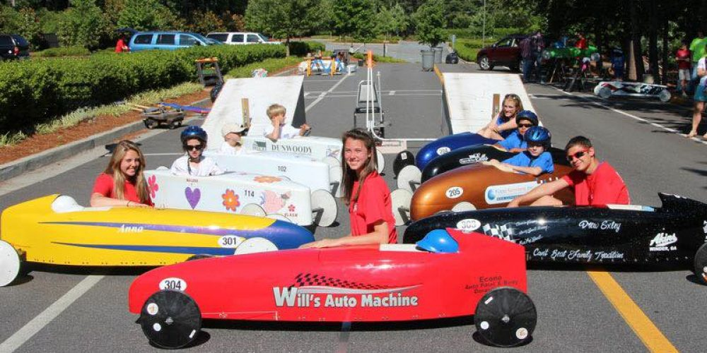 Soapbox Racing in the Chattahoochee Valley