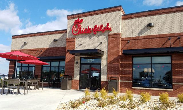 Chick-Fil-a On Manchester