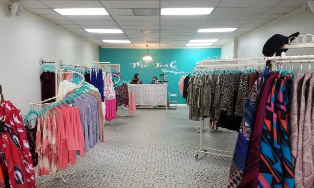 The Teal Hanger Boutique