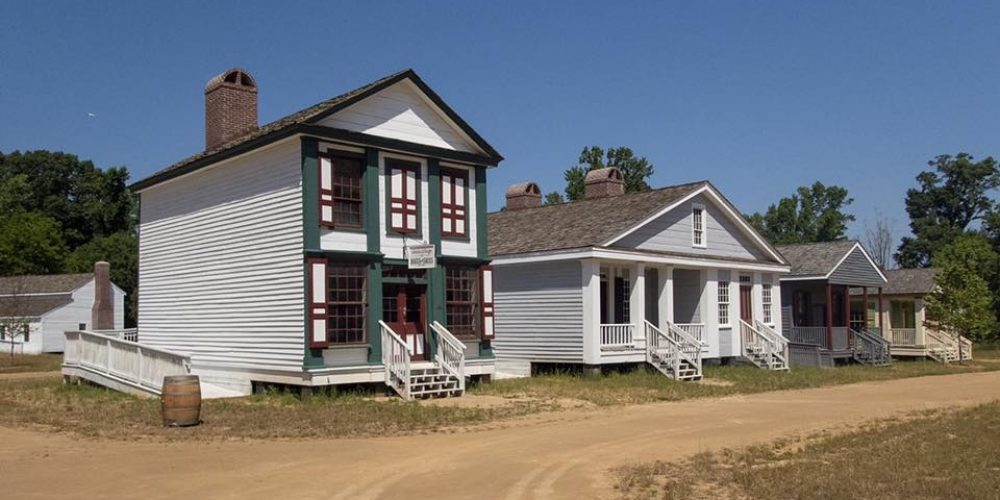 Historical Locations in Columbus, GA