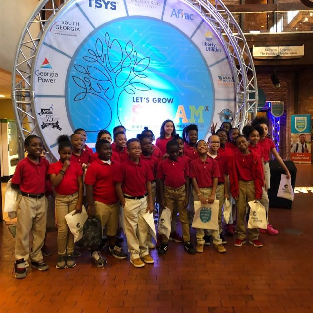 Let's Grow SteamX Hosts Career & College Expo