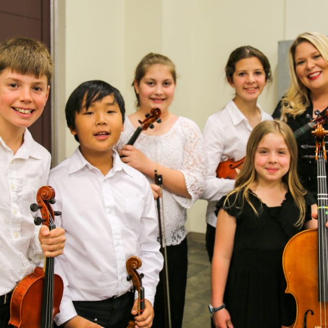 String Camp with the Youth Orchestra of Greater Columbus
