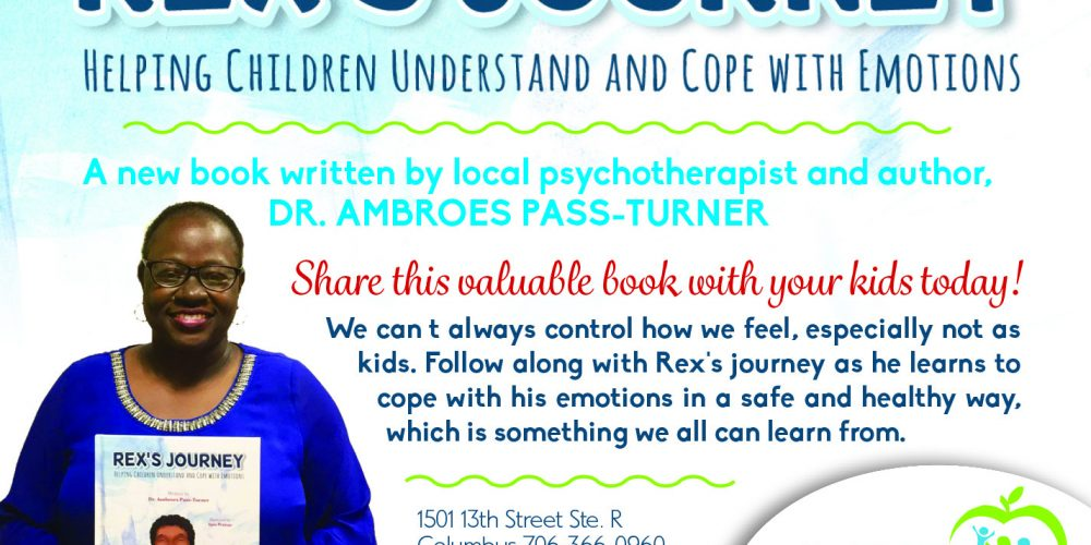 New Book Written By Columbus, GA Psychotherapist, Dr. Ambroes Pass-Turner