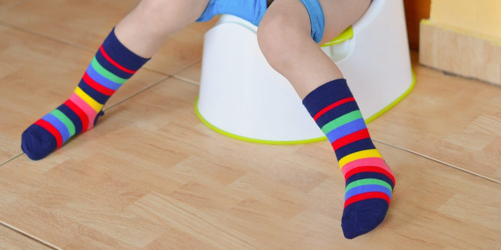 Underwear Training Your Toddler