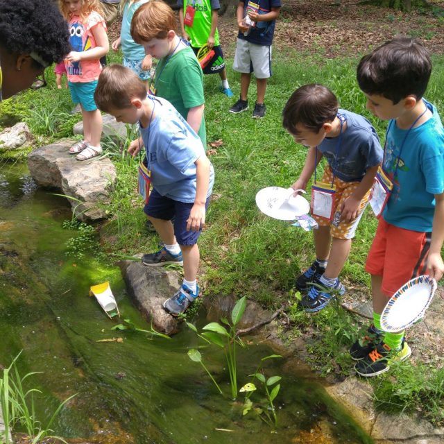 Outdoor Spring Activities at Oxbow Meadows