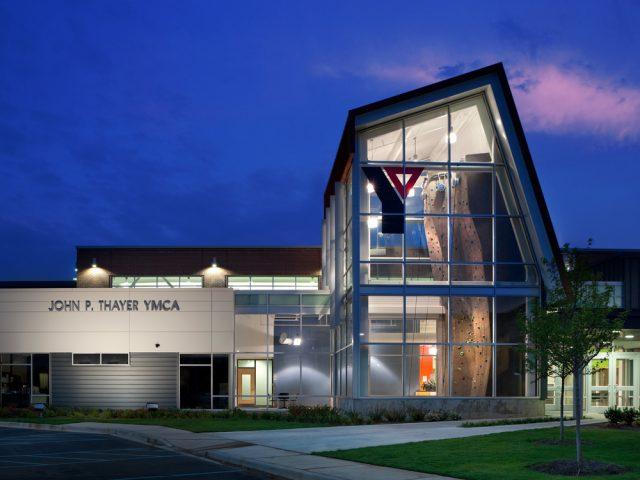 John P. Thayer YMCA