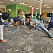 Yoga–Shifting Their Focus