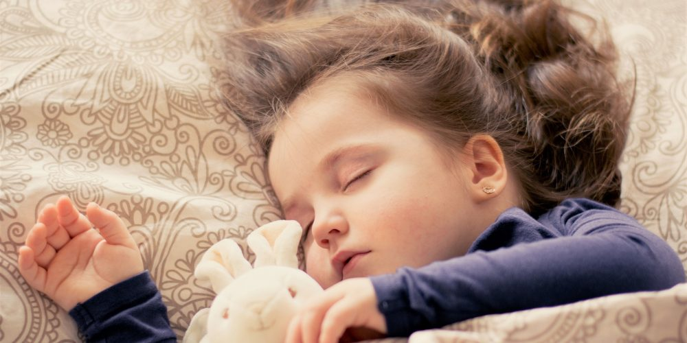 Preschoolers, Sleep and Bright Lights