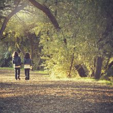 Making the Most of a Nature Walk with the Kids