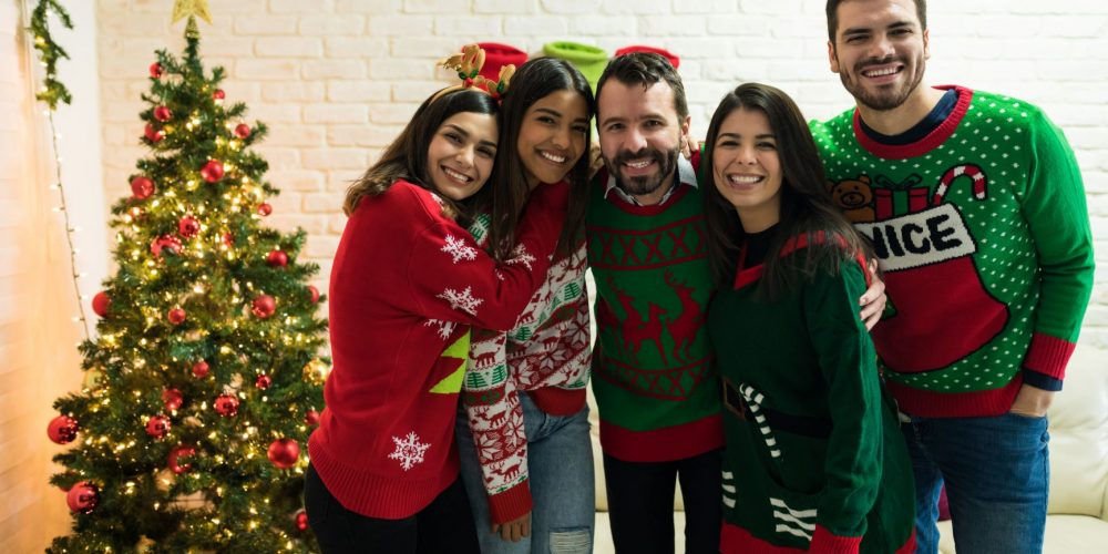 Not-So-Typical Christmas Celebrations