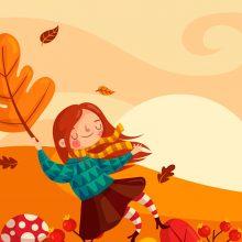 Fall Festin' at Home
