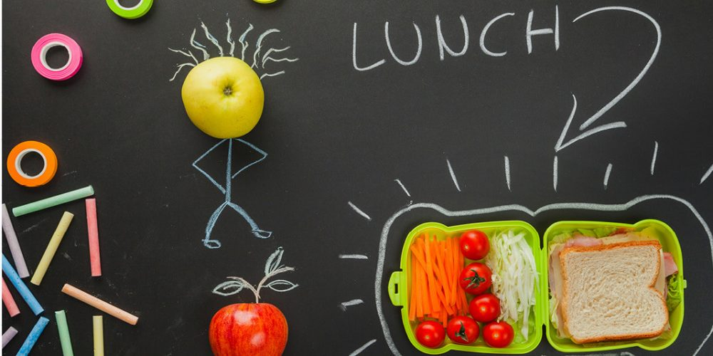 Lunch Ideas | Switching Up Your Child's Lunch