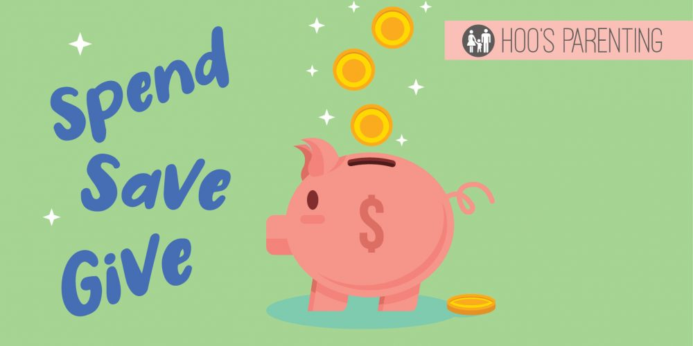 Teach Kids to Spend, Save, Give