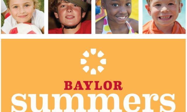 Baylor Summer Camps